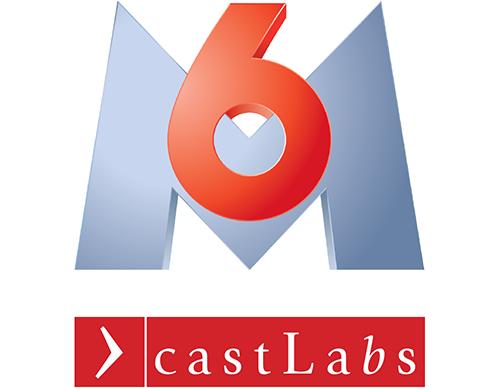 M6-castLabs Logo
