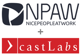 castLabs and NPAW