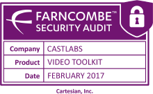 Farncombe Security Audit for Video Toolkit