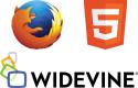Firefox / HTML5 / Widevine
