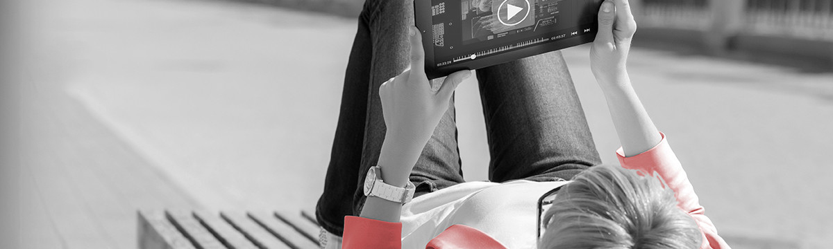 Digital video delivery solutions: For offering secured content where your customers want it