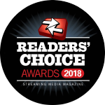 Streaming Media Readers' Choice Awards 2018