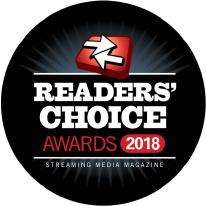 Streaming Media Readers' Choice Awards 2018