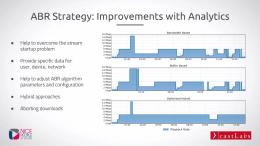 Improving Playback QoE Through Analytics and Business Intelligence Tools