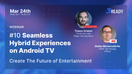 Seamless Hybrid Experiences On Android TV